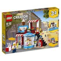 LEGO Creator modulaire zoete traktaties 31077
