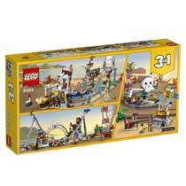 LEGO CREATOR 31084 PIRATENACHTBAAN