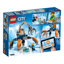 LEGO CITY 60192 POOLIJSCRAWLER