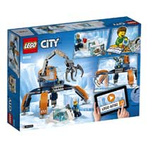 LEGO CITY POOLIJSCRAWLER 60192