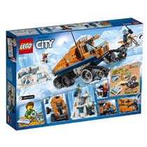 LEGO CITY ARCTIC 60194 POOLONDRZOEKTRUCK