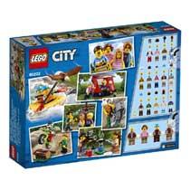 LEGO CITY 60202 PERSONENPAK. BUITENAVONT