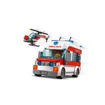 LEGO CITY 60204 CITY ZIEKENHUIS
