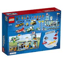 LEGO JUNIOR CITY 10764 LUCHTHAVEN