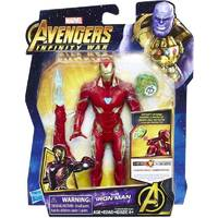 Marvel Avengers: Infinity War figuur + Infinity Stone & accessoire