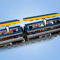LEGO 60197 CITY PASSAGIERSTREIN