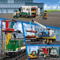 LEGO CITY 60198 VRACHTTREIN