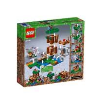 LEGO 21146 MINECRAFT DE SKELETAANVAL