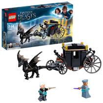LEGO Fantastic Beasts Grindelwalds ontsnapping 75951