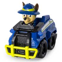 PAW PATROL RESC. RACER JUNGLE CHASE