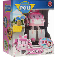 ROBOCAR POLI MINI AMBER