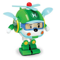Robocar Poli mini transformerende robot Helly