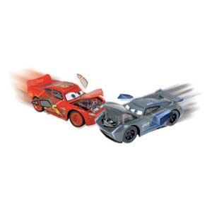 CARS 3 - RC JACKSON CRAZY CRASH(BO,17CM)