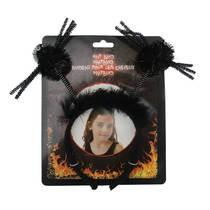 Spinnen haarband