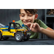 LEGO TECHNIC 42079 ROBUUSTE VORKHEFTRUCK