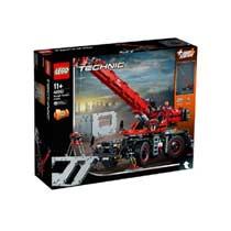 LEGO Technic kraan voor alle terreinen 42082