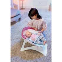 BABY ANNABELL SWEET DREAMS ROCKER