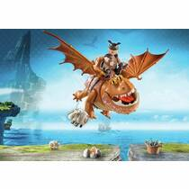 PLAYMOBIL DRAGONS 9460 VIZTIK & VLEESKOP