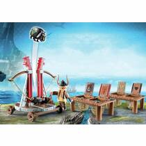 PLAYMOBIL DRAGONS 9461 SCHAPEN SCHIETEN