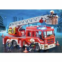 PLAYMOBIL CITY ACTION 9463 LADDERWAGEN