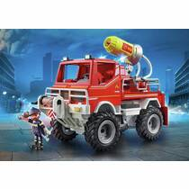 PLAYMOBIL CITY ACTION 9466 WATERKANON