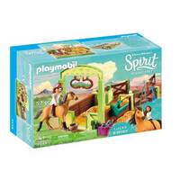 PLAYMOBIL Spirit speelset Lucky & Spirit 9478