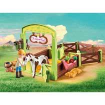 PLAYMOBIL 9480 ABIGAIL BOOMERAN BOX