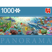 Jumbo Premium Collection waterparadijs puzzel - 1000 stukjes