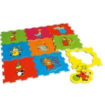 Bumba speelmat foampuzzel - 90 x 90 cm
