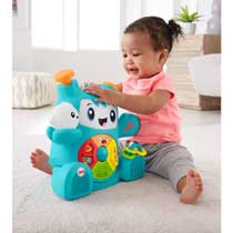 FISHER-PRICE DANSEN & WIEBELEN ROCKIT
