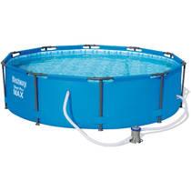 Bestway Steel Pro Max frame zwembadset - rond