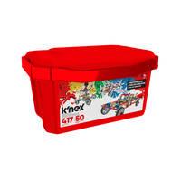K'NEX Click en Construct Value bouwset 522-delig - rood/oranje