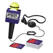 SPEECH BREAKER *NL