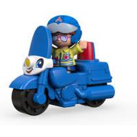FP LP STOP & GO POLICE MOTORCYCLE