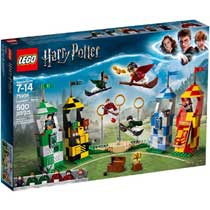 LEGO Harry Potter Zwerkbalwedstrijd 75956