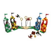LEGO 75956 ZWERKBAL WEDSTRIJD