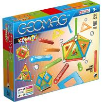 Geomag Confetti set 50-delig