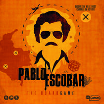 PABLO ESCOBAR - THE BOARDGAME