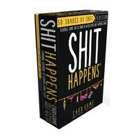 Shit Happens 50 Shades of Shit - Kaartspel