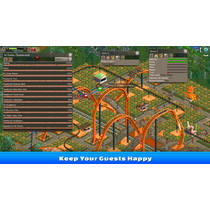 PC ROLLERCOASTER TYCOON: CLASSIC
