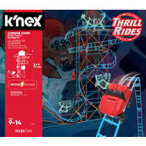 K'NEX Thrill Rides Cobweb Curse achtbaan