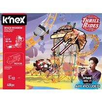 K'NEX Thrill Rides Space Invasion achtbaan