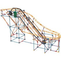 PANTHER ATTACK ROLLER COASTER BUILDING S