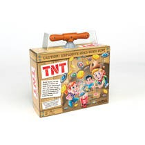 TNT - EXPLOSIEF GOUDKOORTS SPEL!