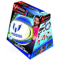 SOFT TOUCH TRAINING MESSI BALL BLUE
