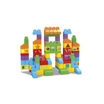 MEGA BLOKS  BB -  LEARNING BAG 150PCS