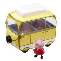 PEPPA PIG- VOERTUIG MET FIGUUR - ASS.