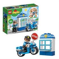 LEGO DUPLO Politiemotor 10900