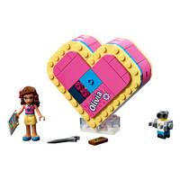 LEGO 41357 OLIVIA'S HARTVORMIGE DOOS