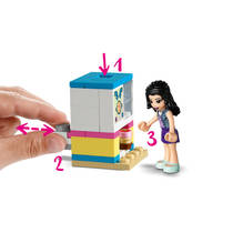 LEGO FRIENDS 41366 OLIVIA'S CUPCAKE CAFE
